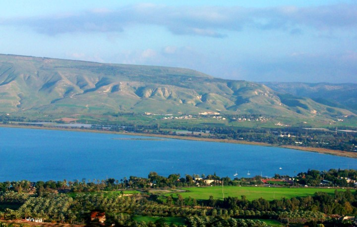 The Sea of Galilee – To Walk Where Jesus Walked, part 3